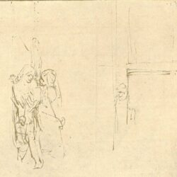 HdG 200School van RembrandtSKDJoseph and Potiphar's Wife