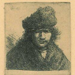 Rembrandt, Etching, Bartsch B. 14,