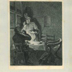 Rembrandt, drawing, Benesch C 47,