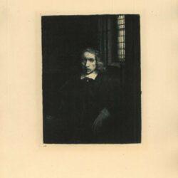 Rembrandt, etching, Bartsch B. 275, Pieter Haaringh or 'the Young Haaringh' (1609-1685)