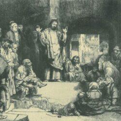 Rembrandt, etching, Bartsch B. 67,