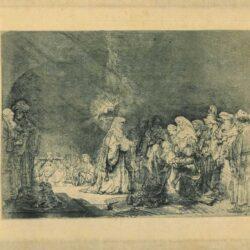 Rembrandt, ets, Bartsch B. 49,